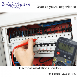Electrical Installations London